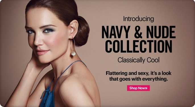 Летняя коллекция макияжа Bobbi Brown Navy & Nude Summer 2013 Collection