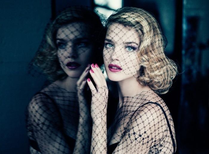 Осенняя коллекция макияжа Guerlain Violette de Madame Fall 2013 Collection
