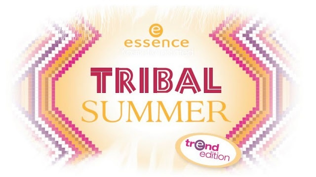 Летняя коллекция макияжа Essence Tribal Summer 2013 Collection