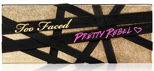 Палетка теней для век Too Faced Pretty Rebel Badass Beauty Eye Shadow Palette (лимитированное издание)
