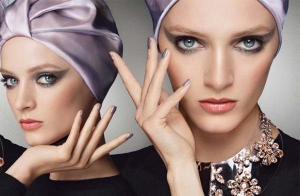 Осенняя коллекция макияжа Dior Mystic Metallics Fall 2013 Makeup Collection