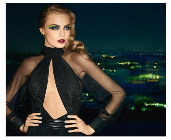 Коллекция макияжа для осенне-зимнего сезона YSL Fall-Winter Makeup 2013 Collection