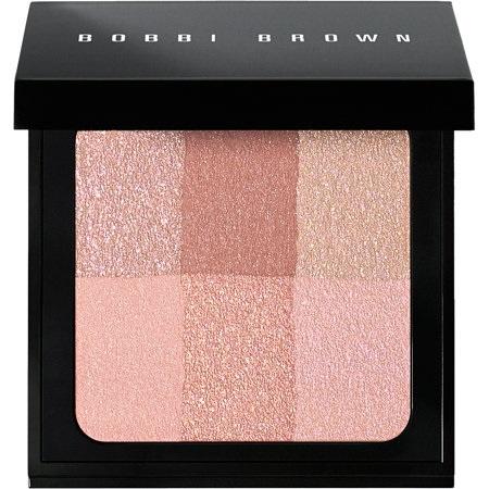 Пудра-хайлайтер Bobbi Brown Brightening Brick Pink (лимитированный выпуск)