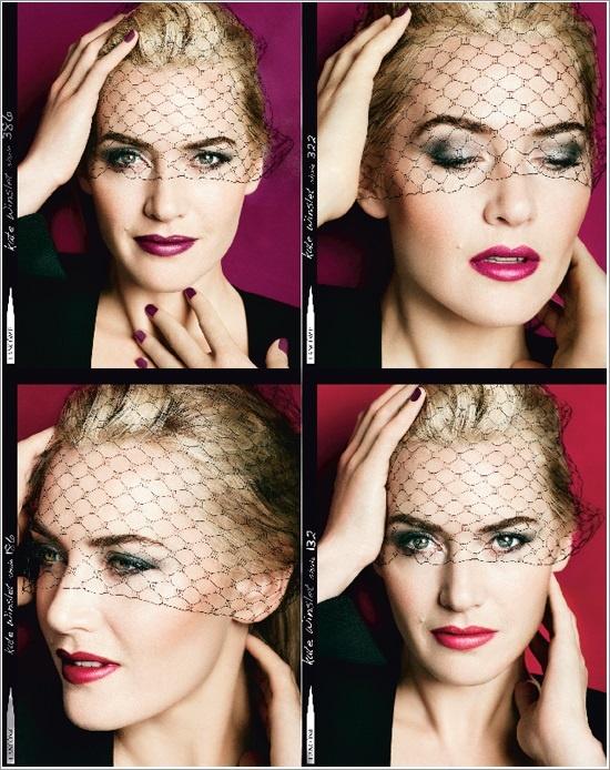 Осенняя коллекция макияжа Lancome L'Absolu Desir Fall 2013 Collection