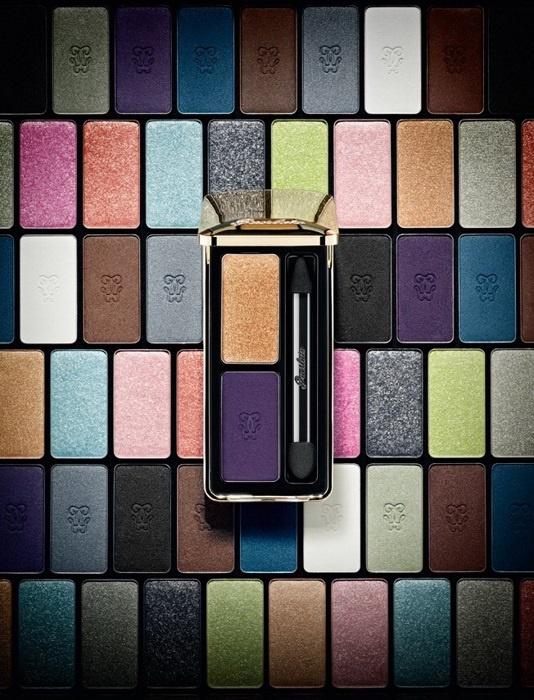 Двухцветные тени для век Guerlain L'Ecrin 2 Couleurs Eyeshadow (новинка)