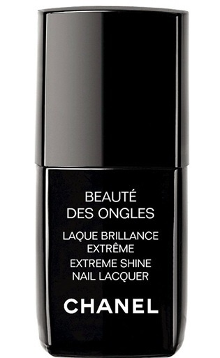 Прозрачное топовое покрытие для ногтей с эффектом сияния Chanel Laque Brilliance Extreme