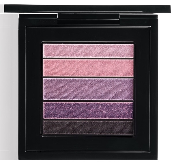 тени для век MAC Veluxe Pearlfusion Shadow Palettes - Pinkluxe