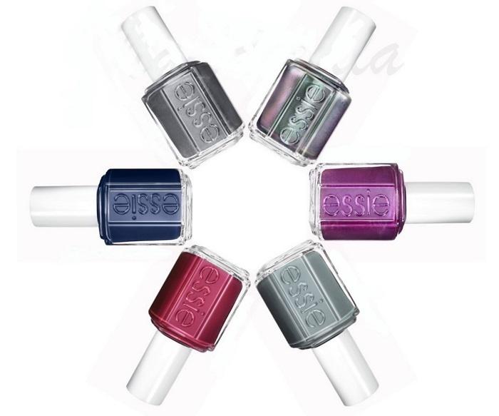 Осенняя коллекция лаков для ногтей Essie For The Twill Of It Fall 2013 Collection