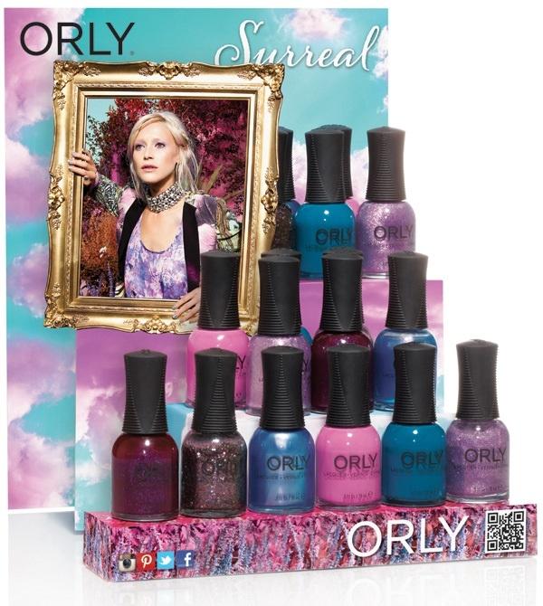 Осенняя коллекция лаков для ногтей Orly Surreal Fall 2013 Collection