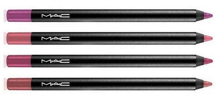 Стойкий карандаш для губ MAC Pro Longwear Lip Pencil