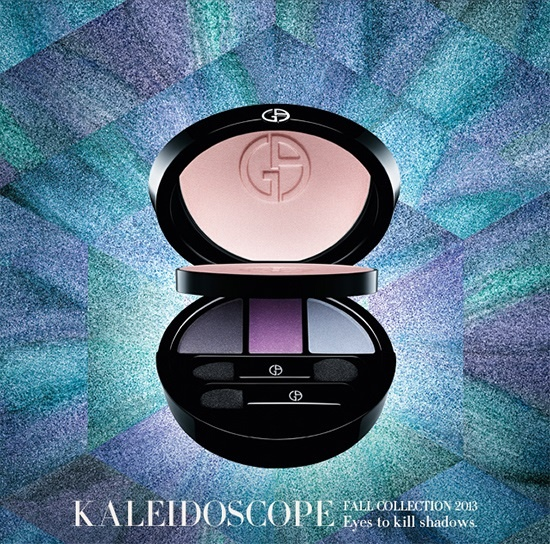 Осенняя коллекция макияжа Giorgio Armani Kaleidoscope Fall 2013 Makeup Collection