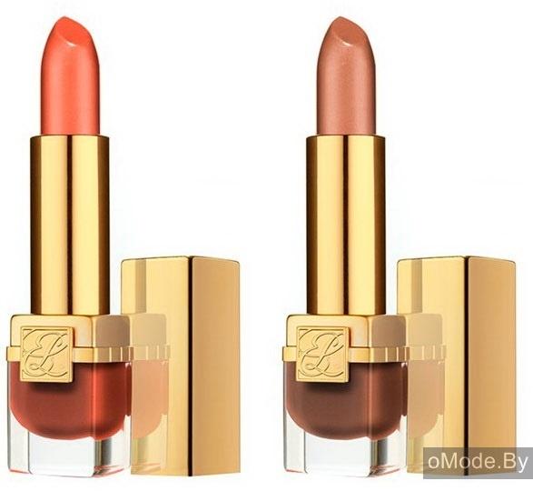 Сияющая губная помада с хромовым эффектом Estee Lauder Pure Color Vivid Shine Lipstick
