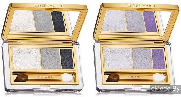Насыщенные трехцветные тени для век Estee Lauder Pure Color Instant Intense EyeShadow Trio (новинка)