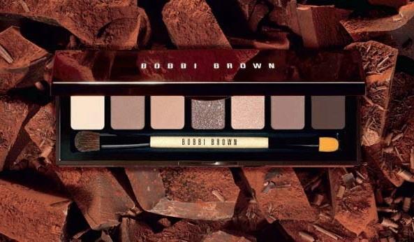 Палетка теней для век Bobbi Brown Rich Chocolate Eye Palette (лимитированный выпуск)