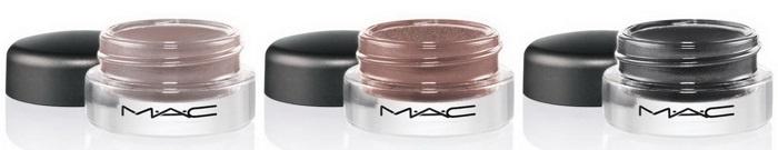 Стойкие кремовые тени для век MAC Pro Longwear Paint Pot