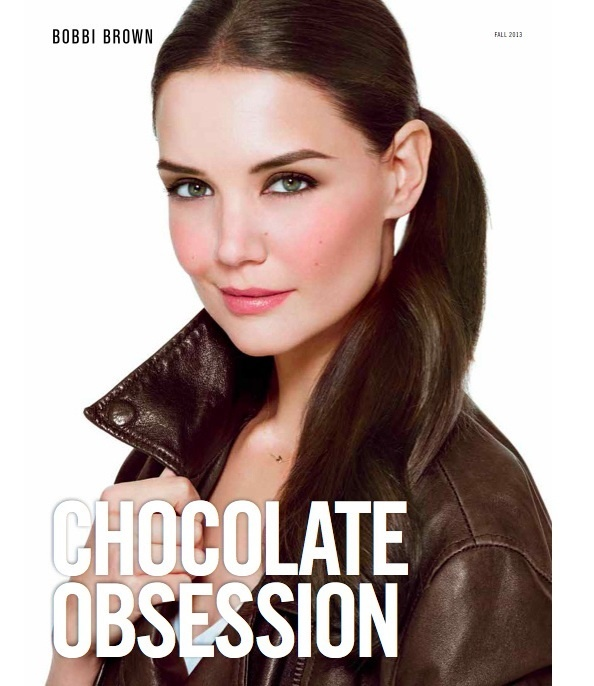 Осенняя коллекция макияжа Bobbi Brown Chocolate Obsession Rich Chocolate Fall 2013 Collection