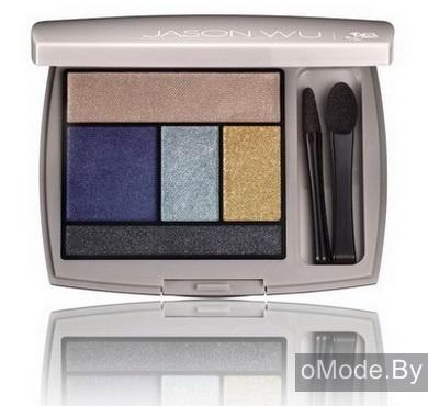 Пятицветные тени для век Lancome Color Design 5 Pan Palette - №403 Violet Streak