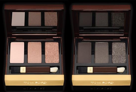 Трехцветные тени для век Tom Ford Ombre Eye Color Trio Palette