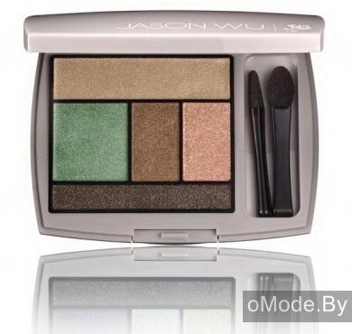 Пятицветные тени для век Lancome Color Design 5 Pan Palette - №501 Excuse My Beauty