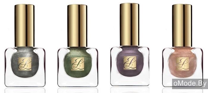 Сияющий лак для ногтей с металлическим финишем Estee Lauder Pure Color Vivid Shine Nail Lacquer