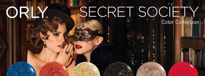 Рождественская коллекция лаков для ногтей Orly Secret Society Holiday 2013 Nail Polish Collection