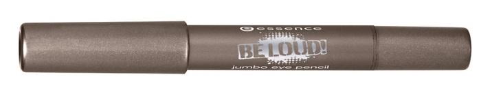 Водостойкий карандаш для глаз Essence Be Loud Jumbo Eye Pencil №01 I'm All Riot