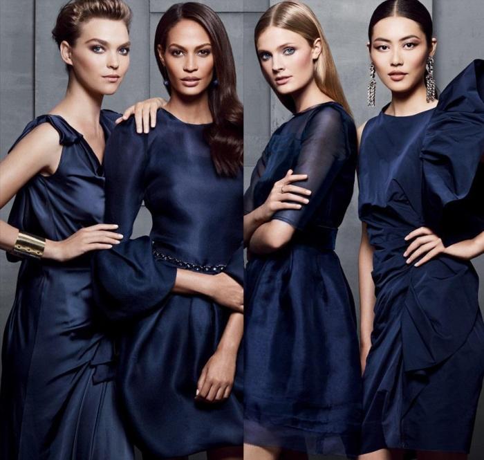 Осенняя коллекция макияжа Estee Lauder Metallics New Pure Color Fall 2013 Collection