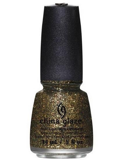 лак для ногтей China Glaze Nail Polish из коллекции Monsters Ball - Bat My Eyes