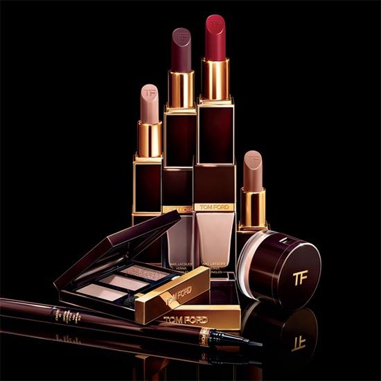 Осенняя коллекция макияжа Tom Ford Fall 2013 Makeup Collection