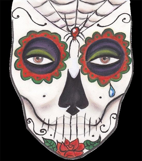 Осенняя коллекция макияжа для Хеллоуина Mac Rick Baker Holiday 2013 Collection