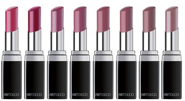 оттенки губной помады Artdeco Color Lip Shine