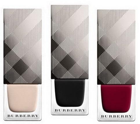 Устойчивый лак для ногтей Burberry Nail Polish