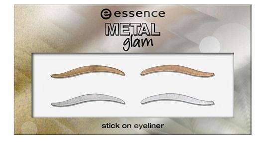 Многоразовые наклейки-подводки для глаз Essence Stick On Eyeliner