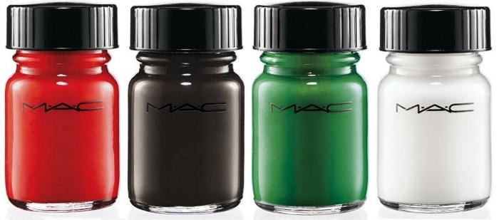 Стойкая краска для лица и тела Mac Acrylic Paint