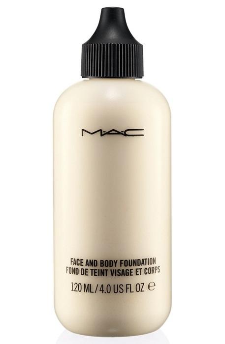 Тональная основа для лица и тела Mac Face & Body Foundation White
