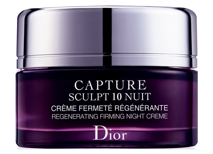 DIOR CAPTURE SCULPT 10 NUIT Regenerating Firming Night Creme