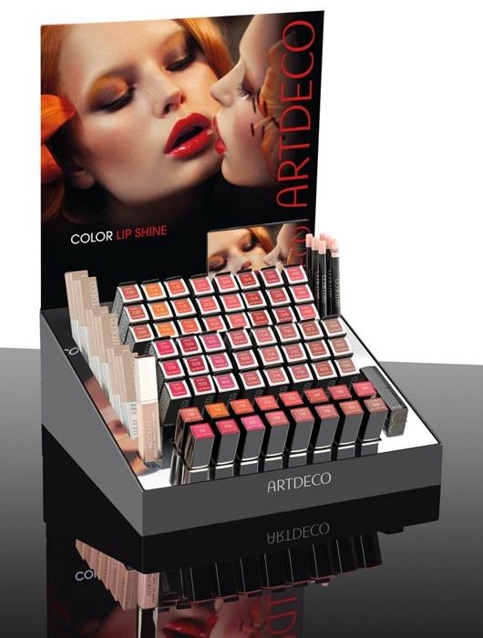 Осенняя коллекция губных помад Artdeco Color Lip Shine Fall 2013 Collection
