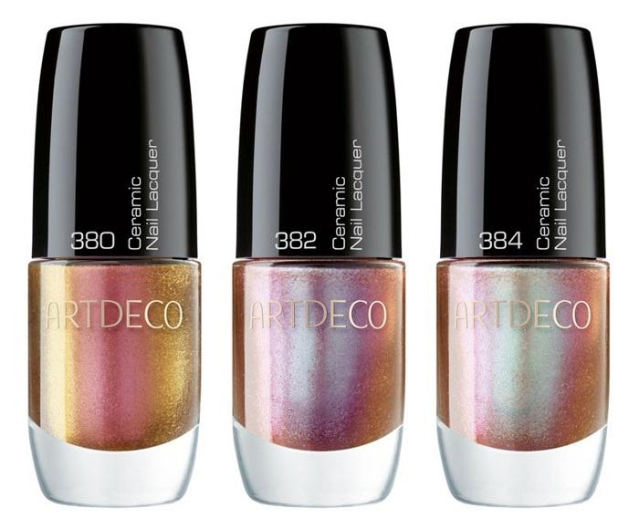 Устойчивый лак для ногтей Artdeco Ceramic Nail Lacquer
