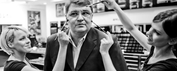 Войцех Инглот - основатель косметичекой марки INGLOT