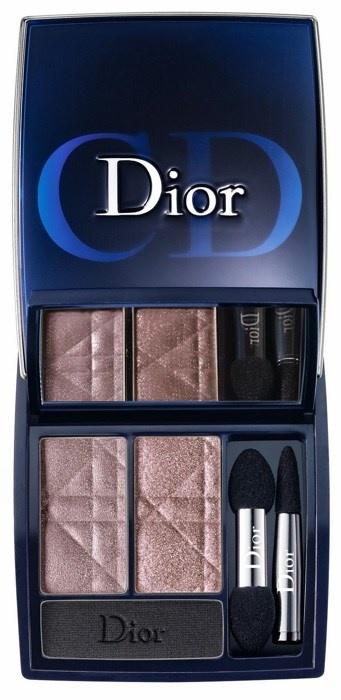 Трехцветные тени для век Dior 3 Couleurs №951 Rosewood Glow