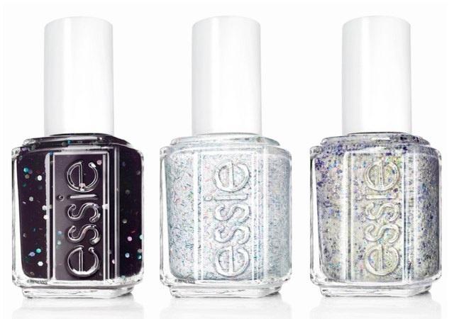 Рождественская коллекция лаков для ногтей Essie Encrusted Treasures Holiday 2013 Collection