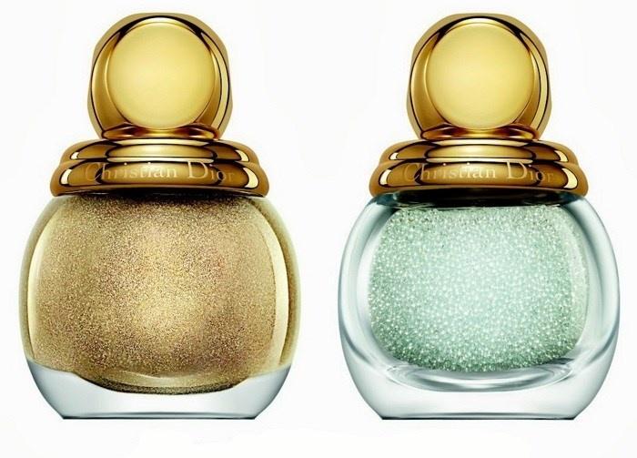 Набор для изысканного маникюра Dior Diorific Duo Manicure Bijou