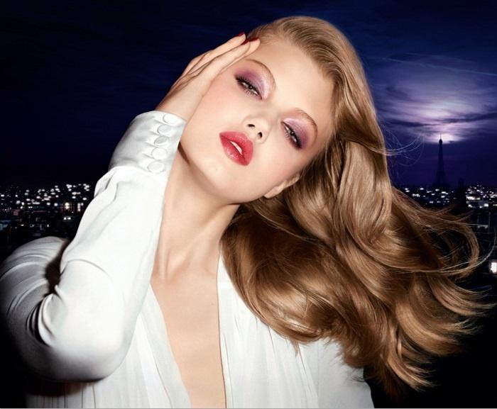 Рождественская коллекция макияжа YSL Parisian Night Holiday 2013 Collection