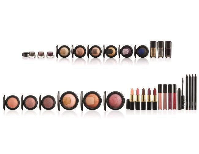 Рождественская коллекция макияжа MAC Divine Night Holiday 2013 Collection