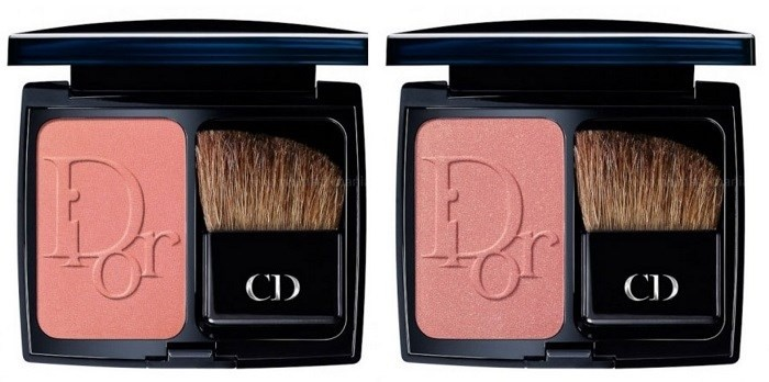 Компактные румяна для лица Dior Diorblush