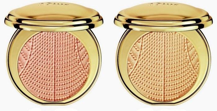 Парфюмированная компактная пудра-хайлайтер Dior Diorific Poudre Compacte Illuminatrice Parfumee