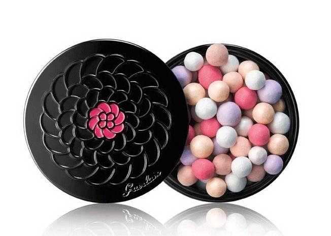 Пудра-шарики Guerlain Crazy Champs Élysées Météorites Pearls