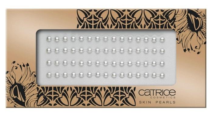 Самоклеющиеся жемчужины для тела Catrice Skin Pearls