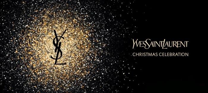Рождественская коллекция лаков для ногтей YSL La Laque Couture Colour Collection