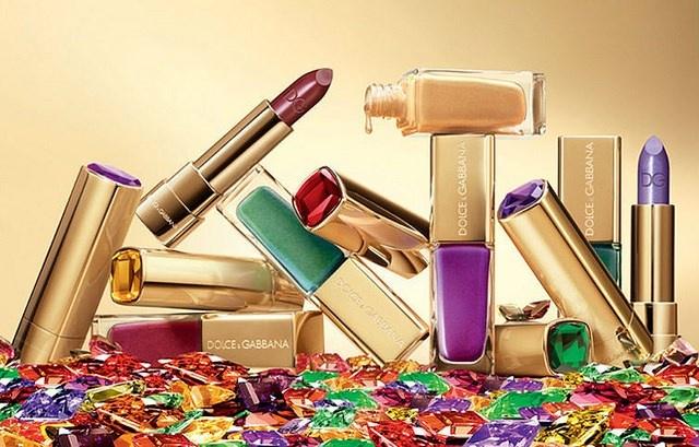 Рождественская коллекция макияжа Dolce & Gabbana Sicilian Jewels Holiday 2013 Collection
